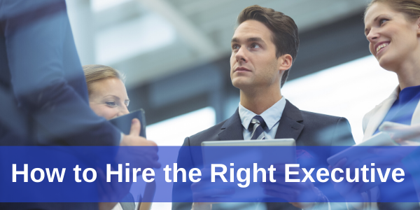 Hire the Right Executive by TSG Search